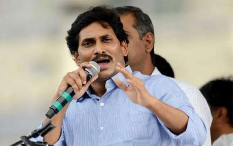 Jagan vows to restore 'Golden Rule'