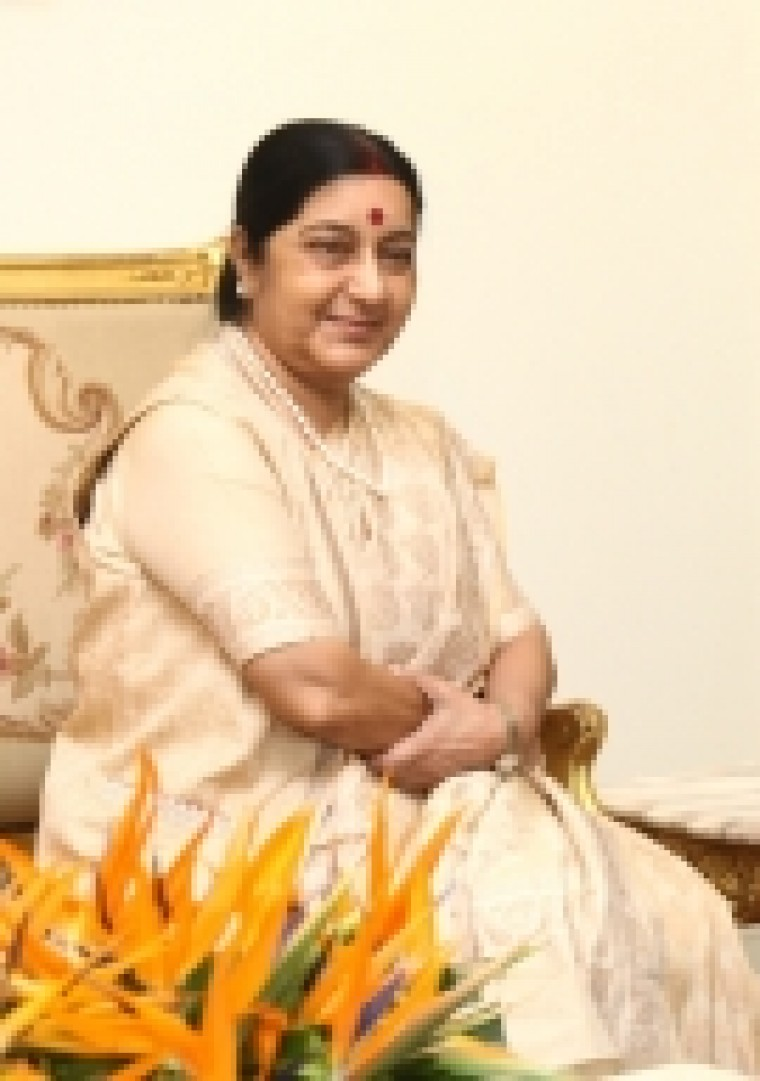Attacker of Indian priest arrested, says Sushma Swaraj