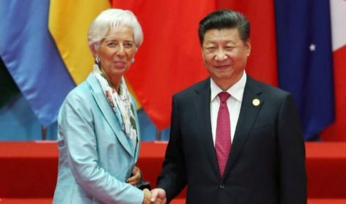 China's policies to open up economy will boost trade: IMF