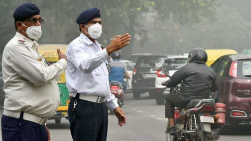 Kolkata Police bans burning of waste material