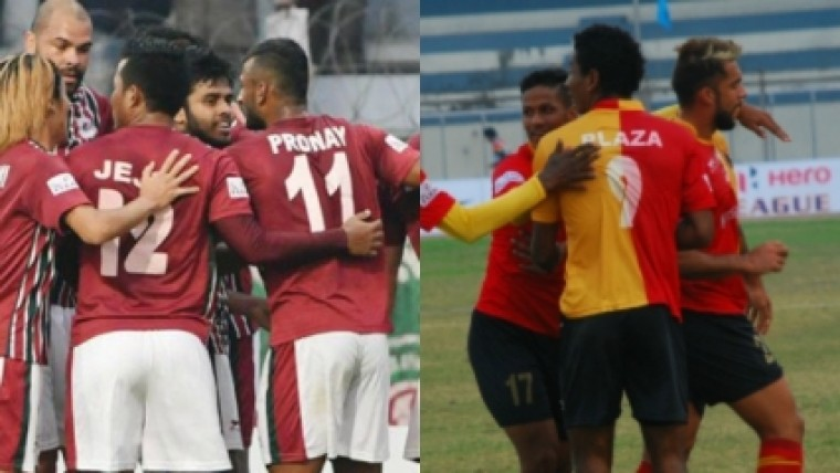 Mohun Bagan beat East Bengal to enter Fed Cup final