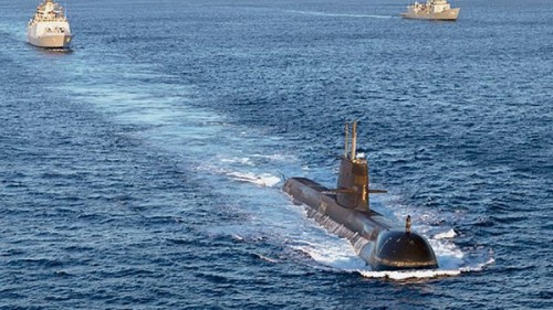 India, Thailand begin joint naval exercise
