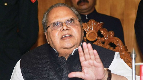 India will cross LoC if Pak doesn't mend its ways: J&K Guv