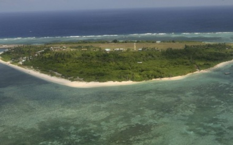 Philippine official visits South China Sea islands