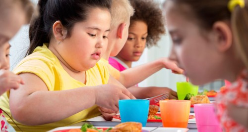Kids of less-educated moms at higher obesity risk
