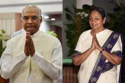 Kovind vs Meira: Presidential contest sees near 100% voting