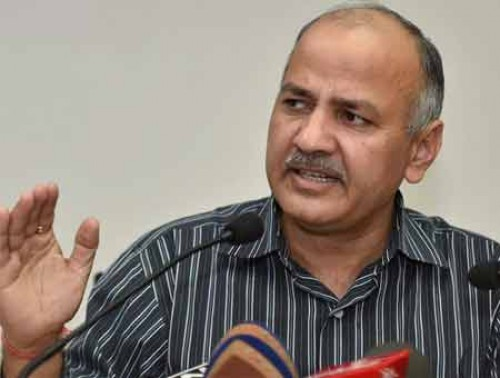 Centre's rigid stance led to changes in GST : Sisodia