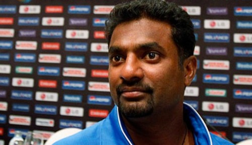 Muttiah Muralitharan to be Governor of Lankan province