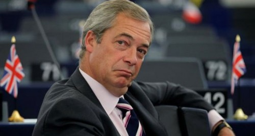 Nigel Farage hints at joining the new pro-Brexit party