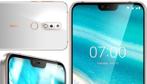 Nokia 7.1 with 'PureDisplay' now in India