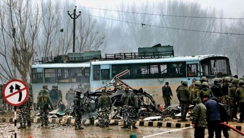 Key conspirator in Pulwama suicide attack killed