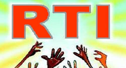 Activists protest against proposed amendment in RTI Act