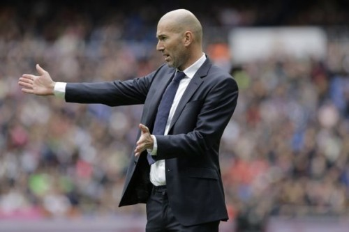 Zidane confirms new contract
