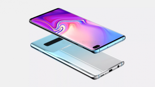 Samsung reportedly works on Galaxy S10 Lite