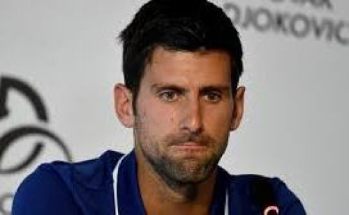 Djokovic in high hopes over upcoming clay tournaments