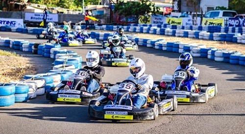 Over 500 racers to compete in Ajmera IndiKarting series