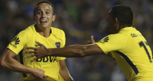 Boca move to within touching distance of Argentine title
