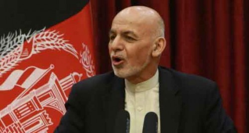 Ghani recalls draft of amendments to media law