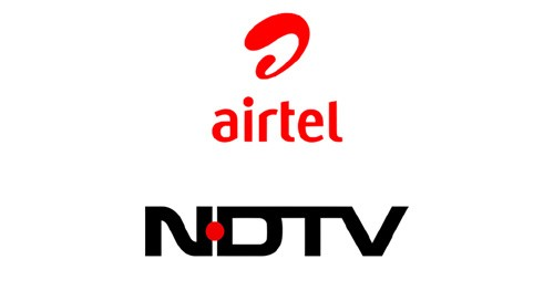 NDTV, Airtel launch live channel
