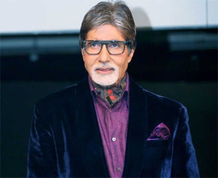 Amitabh Bachchan completes 48 years in Bollywood