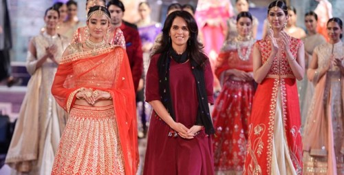 Anita Dongre to inaugurate Phase II of Community Tailoring on Jan 26
