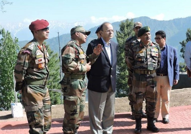 Army confident of handling infiltrations, ceasefire violations: Jaitley