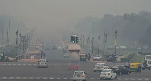 Delhi AQI plunges to 'very poor' category