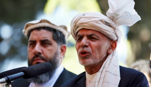 Afghan President to visit Pakistan on June 27
