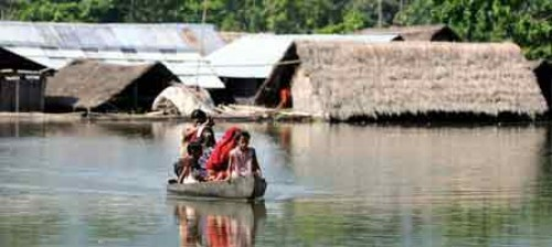 Centre assures of help to Assam as 10 more die in floods
