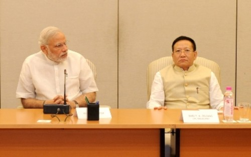 Nagaland legislators to meet Modi on Naga issues