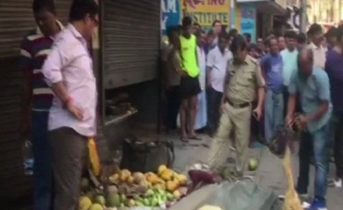 Bengal blast: Police registers case against unknown persons