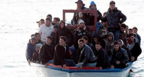 Dozens of Tunisian boat migrants to be deported: Italy