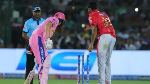 Skipper Ashwin should have maintained decorum: BCCI