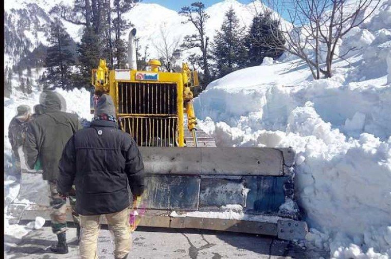 Manali-Leh road reopens after two months