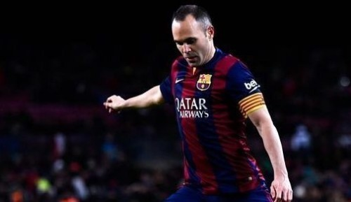 Andres Iniesta stars in new Japanese tourism campaign
