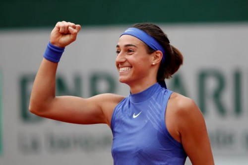 Caroline Garcia bounces back in WTA Finals