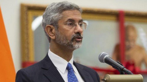 Jaishankar in London, Pakistani Minister there too
