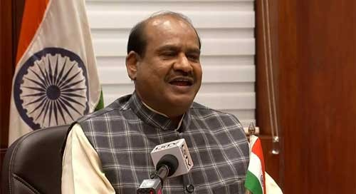 Om Birla to lead Indian side to IPU where Pak wants top post