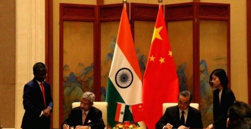 Let differences not become disputes: India tells China