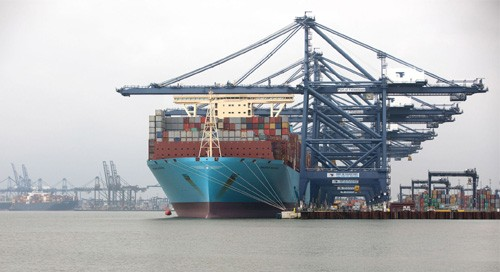 Maersk pledges to cut emissions to zero by 2050