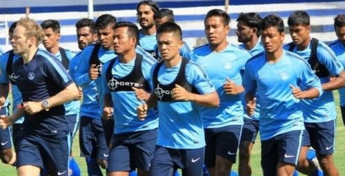 India aim to finish on a high against Syria