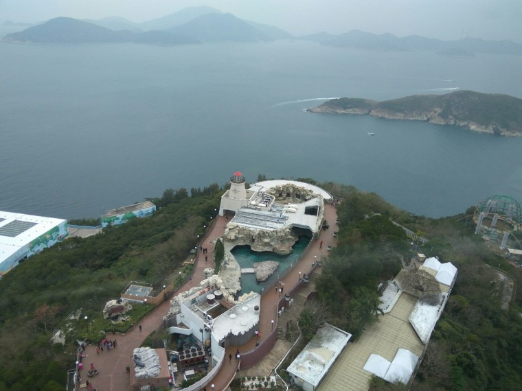 In Hong Kong, visit a park spread over two islands (Travelogue)