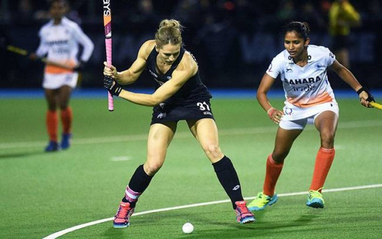 Kiwis beat Indian eves 3-0 in fourth match