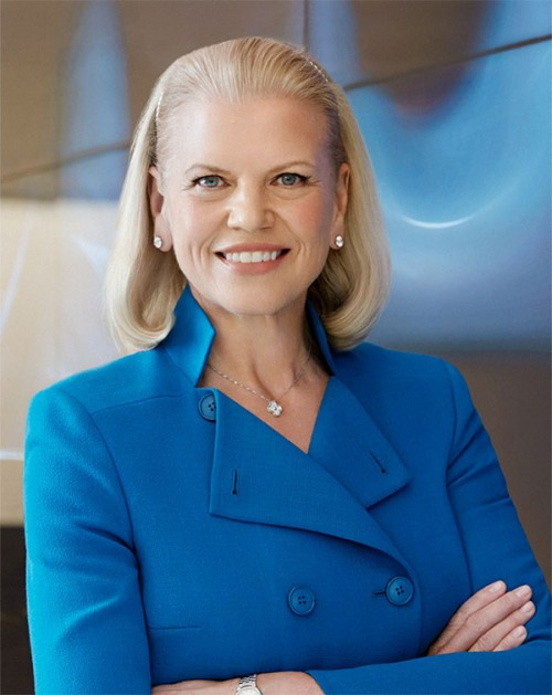 I want to be known as IBM CEO, not the first woman CEO: Rometty