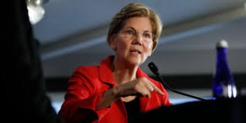 Democrat Elizabeth Warren launches 2020 US presidential campaign