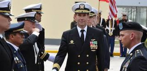 US Navy chief to visit India next week