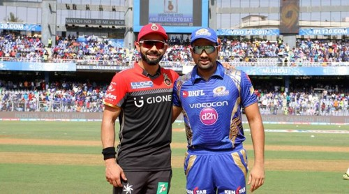 RCB look to carry momentum against MI