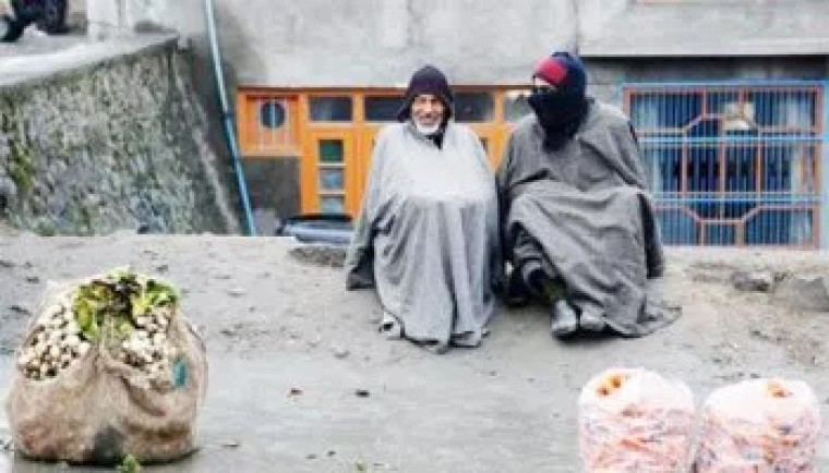 Night temperatures rise above freezing point in J&K