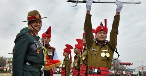 Thousands turn up for Army recruitment drive in Jammukashmir