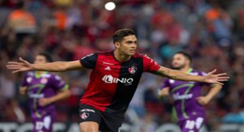 Atlas edges Veracruz 4-3 on last-minute goal
